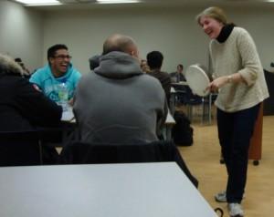 Workshop at GBC