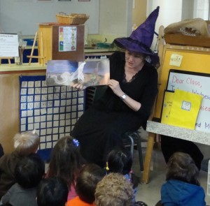 Halloween Storytelling