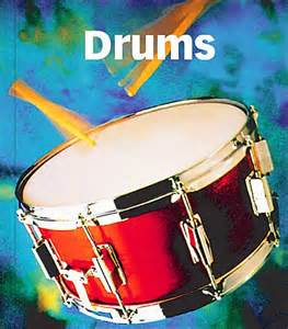 drums by pamela k harris